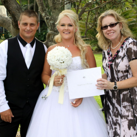 Our Services - Ceremonies by Kellie